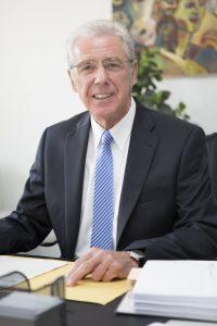 Vizepräsident Bildung
