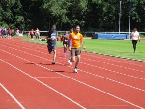 16 - Sprint - Rennen - Gruppe 2 - DSA-Tag - OKS und SSB - BezSA Rüningen - 23-06-16